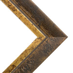 Millbrook Collection: Renewal Core - Gold Mine Frame 24X30 With Acrylic