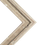 Millbrook Collection: Little Hatteras Frame 1.25in 24X36 With Acrylic