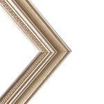Millbrook Collection Ready Made Frames Tallahassee Silver 13x19 In