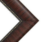 Millbrook Collection: Renewal Core - Sydney Mahogany Frame 22X28 With Acrylic