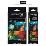 Pebeo Mixed Media Discovery Sets