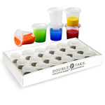 Double Take Palette System Plastic Cups & Lids
