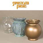 Sophisticated Finishes Metallic Surfacers And Patina Solutions