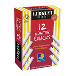 Sargent Art White Chalk Pack of 12