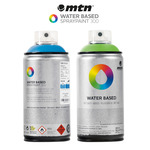 MTN Water-Based Spray Paint by Montana Colors