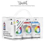 Montana Water-Based Spray Paint Workshop Packs