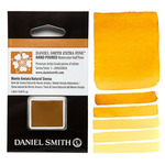 Daniel Smith Watercolor Half Pan Monte Amiata Natural Sienna