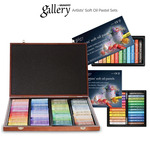 Mungyo Gallery Artist Soft Oil Pastel Sets