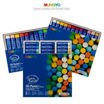Mungyo Gallery Semi-Jumbo Oil Pastel Sets