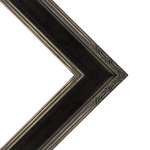 Museum Collection Arte Frame Black/Silver 12x16