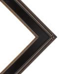 Museum Collection De Stijl Frame Black/Gold 16x20