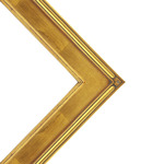 Museum Collection De Stijl Frame Gold 16x20