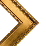Museum Plein Aire Gold Frame 20X24 3.5 Inch Wide