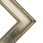 Museum Plein Aire Silver Frame 6X8 3.5 Inch Wide