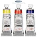 Schmincke Mussini Fine Artists Resin Oil Colors