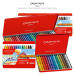 Caran d'Ache Neocolor I Permanent Wax Pastel Sets