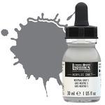 Liquitex Professional Acrylic Ink 30 ml Bottle - Neutral Grey 5