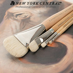 New York Central Professional Control Oil Brushes