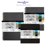Stillman & Birn Nova Trio Series Sketchbooks