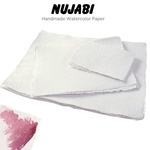 Nujabi Individually Handmade Watercolor Paper Sheets