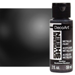 DecoArt Extreme Sheen Metallic Paint 2oz Obsidian