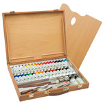 Old Holland Masters Oil Color Set 15 Piece Wood Box Set