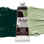Grumbacher Pre-Tested Oil Paint 37 ml Tube - Olive Green