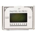 Sennelier Soft Pastel Pebble Olive Green