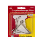 OOK Frameless Gallery Clips