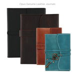 Opus Genuine Leather Journals
