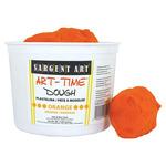 Sargent Art Art-Time Dough 3lb Orange