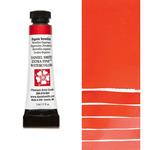 Daniel Smith Extra Fine Watercolors - Organic Vermilion, 5 ml Tube