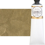 Gamblin Artist's Oil Color 150 ml Tube - Pale Gold