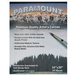 Paramount 10 Sheet Cotton Canvas Pad 16x20""