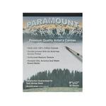 "Paramount 10 Sheet Cotton Canvas Pad 9x12"""