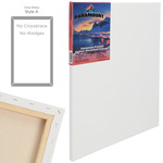 """Paramount 11/16"""" Deep Cotton Stretched Canvas Single - 6x8"""""""