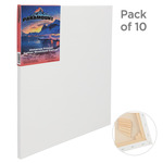 "Paramount Bulk Canvas 3/4"" Bulk Pack of 10 24x36"""