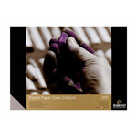 Rembrandt Pastel Paper 75lb 8.3 x 11.7 Pad Dark Colors 30-Sheet