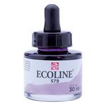 Ecoline Liquid Watercolor 30ml Pipette Jar Pastel Violet
