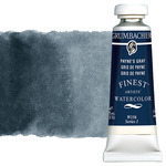 Grumbacher Finest Artists' Watercolor 14 ml Tube - Payne's Grey
