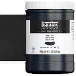 Liquitex Professional Heavy Body 32oz Paynes Gray