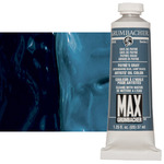 MAX Water-Mixable Oil Color 37 ml Tube - Payne's Grey