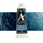 Grumbacher Academy Oil Color 37 ml Tube - Payne's Grey