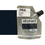 Sennelier Abstract Matt Soft Body Acrylic Paynes Grey 60ml
