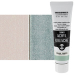 Turner Acryl Gouache Matte Acrylics Pearl Interference Green 40ML