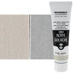 Turner Acryl Gouache Matte Acrylics Pearl Interference White 40ML