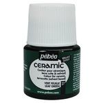 Pebeo Ceramic Color Leaf Green 45 ml