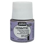 Pebeo Ceramic Color Light Violet 45 ml