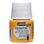 Pebeo Ceramic Color Orange Yellow 45 ml
