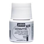 Pebeo Ceramic Color White 45 ml